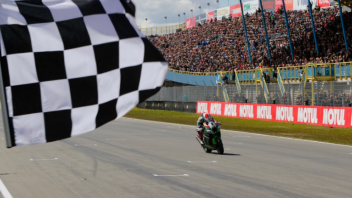 SBK: Rea: I'm strong at Assen and don't know why. Chaz was unlucky