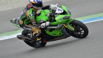 SBK: SS600: Superpole with record for Sofuoglu at Assen
