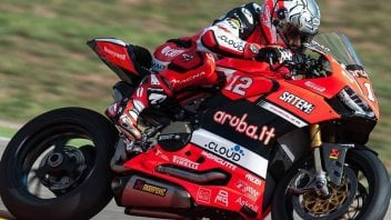 SBK: CIV: Rinaldi e Jones presenti come wild card ad Imola
