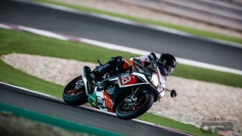 Test: Michelin Power RS passa l'esame sulla pista di Losail