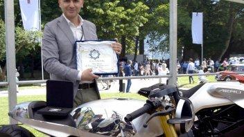 News Prodotto: Ducati: doppio premio al Concorso d'Eleganza Villa d'Este