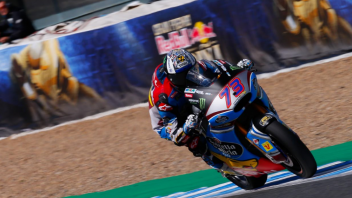 Moto2: QP: Marquez still on top at Jerez, Morbidelli 2nd