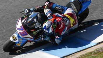 Moto2: FP2: Marquez resta in testa, 5° Morbidelli