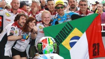 Moto2: Morbidelli da record, solo Marquez meglio di lui