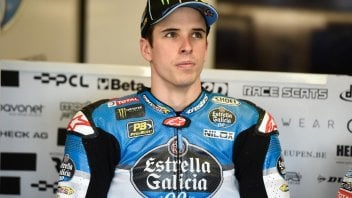 Moto2: FP2: Marquez flies in the wet, Bagnaia 2nd