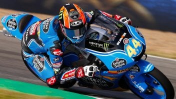 Moto3: Canet just takes it from Fenati