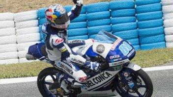Moto3: FP3: Jorge Martin trascina gli spagnoli a Jerez