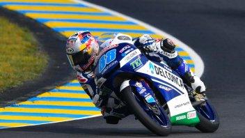 Moto3: Martin si prende la pole davanti a Bulega a Le Mans