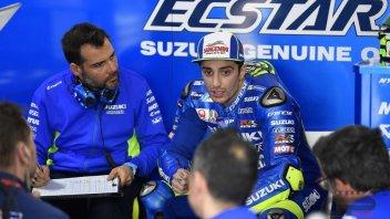 MotoGP: Iannone: due giorni di test per capire la direzione
