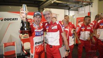 MotoGP: Lorenzo: dedico questo podio a chi mi criticava