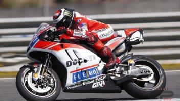 MotoGP: Lorenzo: questo test mi rende più ottimista