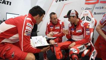 MotoGP: Lorenzo: Mi basta una Ducati più dolce per fare la differenza