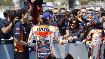 MotoGP: Pedrosa: In qualifying I accepted Marquez' challenge