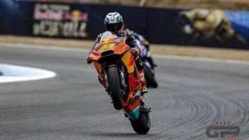 MotoGP: Espargarò porta in Top 10 KTM: più sorpreso che felice