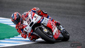 MotoGP: Petrucci: not everyone risked today
