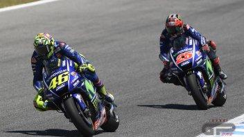 MotoGP: Rossi: dovevamo provarci ma abbiamo sbagliato