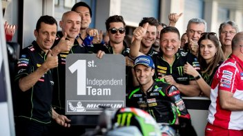 """MotoGP: Zarco: """"I was lacking the acceleration to make a play for the podium"""""""