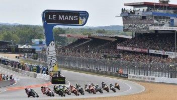 MotoGP: Michelin: gomme ottimizzate per Le Mans