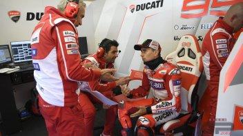 MotoGP: La giornata nera di Lorenzo a Le Mans