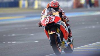 MotoGP: Marquez: Tornare alla Michelin 2016? Solo questione di fiducia