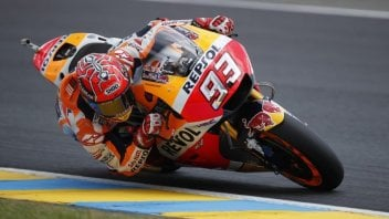 """MotoGP: Marquez: """"La caduta di Miller? È stato molto fortunato"""""""