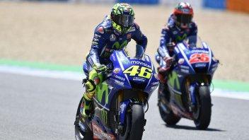 MotoGP: Rossi: A Le Mans non posso aspettare domenica per essere veloce