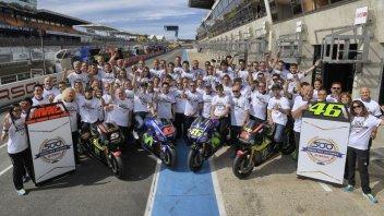 MotoGP: Yamaha, 500 di questi giorni
