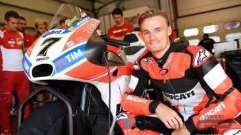 MotoGP: Chaz Davies on the Ducati GP17 at Mugello
