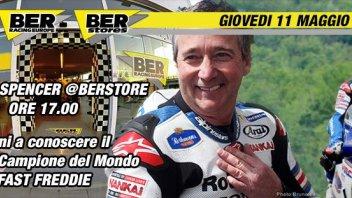 MotoGP: Freddie Spencer at Ber Racing in Modena