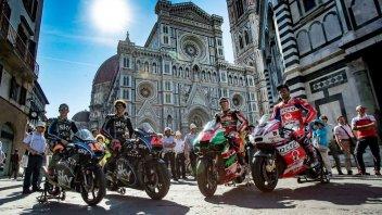 MotoGP: Steel knights in renaissance Florence
