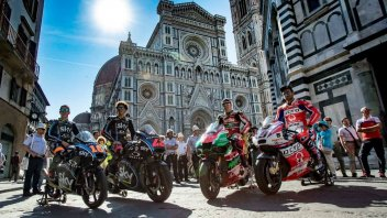 MotoGP: Steel knights in renaissance Florence