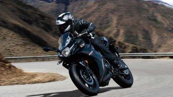 News Prodotto: Suzuki GSX250R: debutto sul mercato italiano