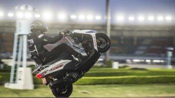 Moto - News: Giappone: 500 Km in impennata. E' record nazionale