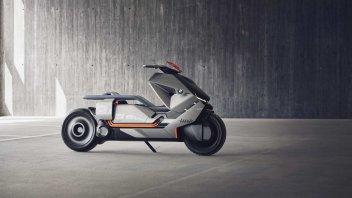 News Prodotto: BMW Motorrad Concept Link: il futuro, adesso