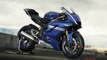 News Prodotto: Yamaha YZF-R6: evoluzione soft