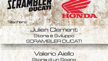 News Prodotto: Ducati e Honda al Workshop2Wheels l'8 giugno a Roma