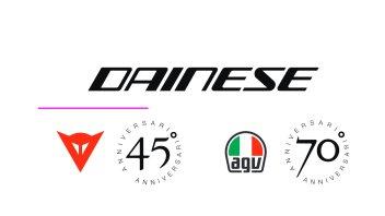 News Prodotto: Dainese & AGV, 115 anni di sicurezza