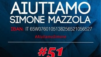 News: Aperta una raccolta fondi per Simone Mazzola
