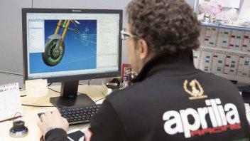 News: Aprilia organizza un Master per ingegneri... da corsa