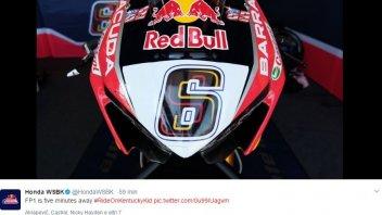 SBK: A Donington Stefan Bradl ricorda Nicky Hayden