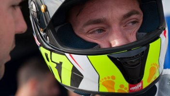 SBK: Sollievo per Luca Marconi, negativa la TAC, escluse fratture