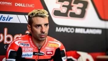 SBK: Melandri: We'll take a step forward at Donington