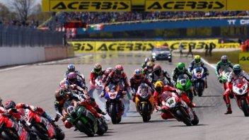SBK: È crisi di iscritti: dobbiamo seguire l'esempio della MotoGP