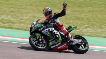 SBK: Tom Sykes at Donington to make history