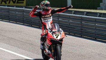 "SBK: Davies: ""At Imola we were the benchmark"""
