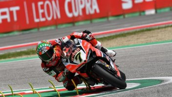 SBK: Davies is red fury at Imola, beating Rea and Sykes