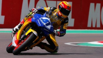 SBK: SS300: Garcia triumphs at Imola, snatching the win from Coppola