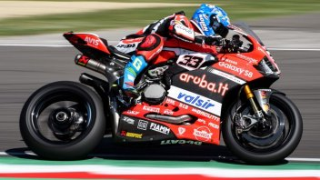 "SBK: Melandri: ""Today I struggled more than ever before in my life"""