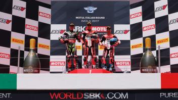"SBK: Davies: ""racing at Imola makes me feel like a rockstar"""