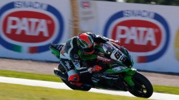 SBK: Sykes King of Donington, DNF for Rea